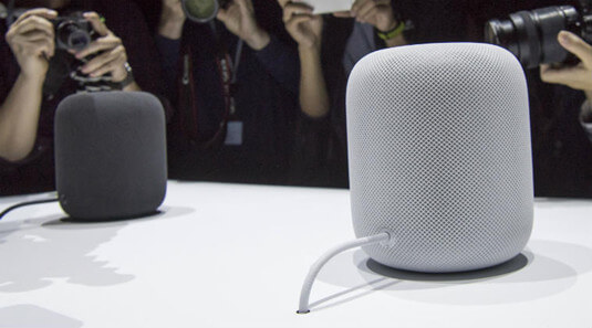 Apple Homepod vorstellen