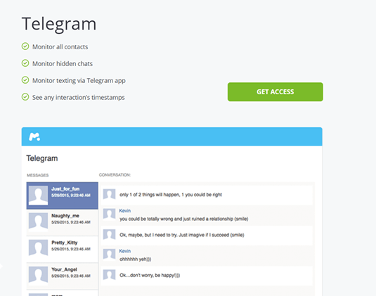 Telegram Dashboard